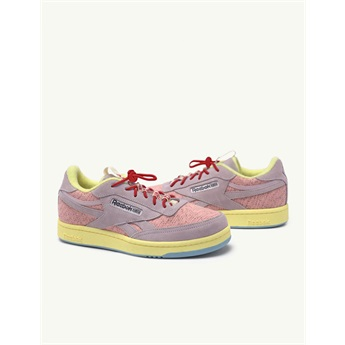 Reebok Club C Revenge KIDS x The Animals Observatory Purple