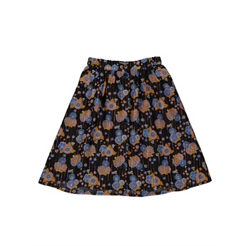 Skirt Bonnita Vintage Flower Lurex