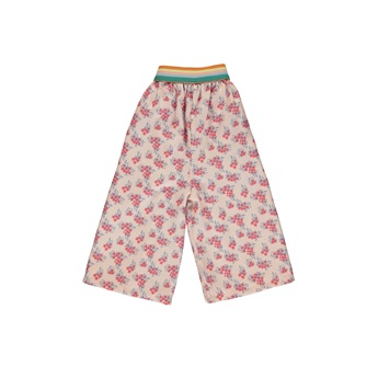 Culottes Flower Pink