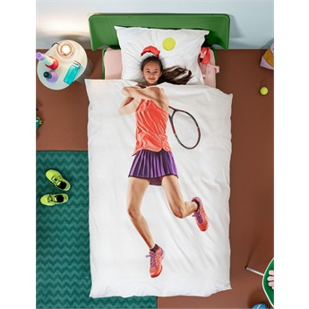 Tennis Pro Light Bed Set 140 x 200cm