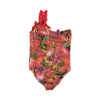 Nai Swimsuit Australian Flowers