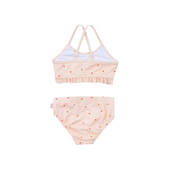 Starfish Swim Set Pastel Pink / Red